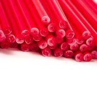 stick vermelho